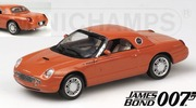 Ford Thunderbird XI James Bond 007 Die another day Minichamps 1:43 4012138045132