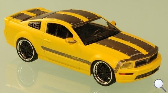 Ford Mustang V Parotech CESAM NOREV 1:43 NOREV-270540