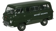 Ford Thames 400E British Railways Minibus Oxford Diecast 1:43 FDE002
