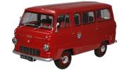 Ford Thames 400E London Fire Brigade Minibus Oxford Diecast 1:43 FDE005