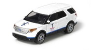 Ford Explorer (county roads series 7) Greenlight Collectibles 1:64 gl29730-6 [Blister]