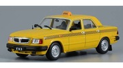 Gaz Volga Taxi 3110 DeAgostini 1:43 DeAgostini-3110 [Blister]
