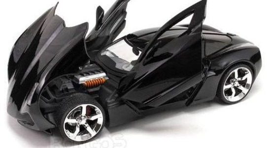 General Motors Corvette stingray concept Jada 1:24 Jada-92386bk