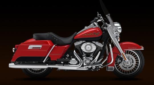 Harley-Davidson flhr road king Highway 61 1:12 Highway61-81116