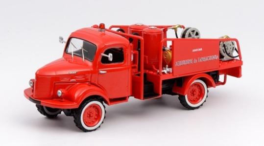 Hotchkiss PL 20 4x4 Pompiers aeroport Tambacounda Eligor 1:43 Eligor-101438