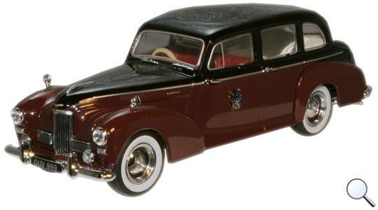 Humber Pullman Limousine (Rothchild) Oxford Diecast 1:43 HPL001