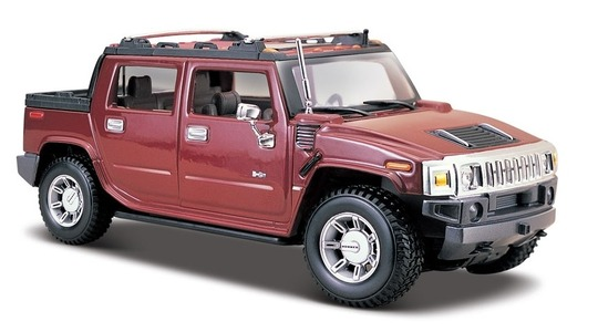 Hummer H2 SUT Concept (Special Edition) Maisto 1:27 31233
