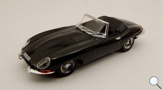 Jaguar E SPIDER Best Models 1:43 BEST9027-2N