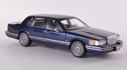 Lincoln Continental Mark VIII Town Car Neo Scale Models 1:43 NEO45505