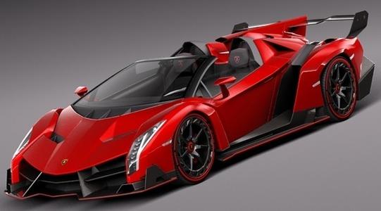 Lamborghini Veneno Roadster Kyosho 1:43 Kyosho-C09502RM