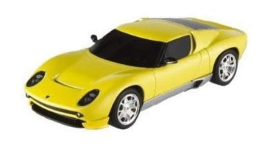 Lamborghini Miura Concept car Hot Wheels Elite 1:43 HW-Elite-p4882