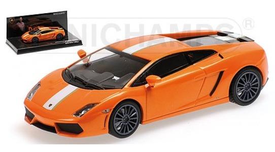 Lamborghini Gallardo LP 550-2 Balboni Minichamps 1:43 436103802