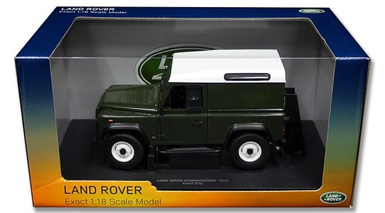 Land Rover Defender 90 Hard Top Universal Hobbies 1:18 UH-3882