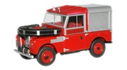 Land Rover Series I 88 Fire Appliance Oxford Diecast 1:43 LAN188012