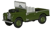 Land Rover Series I 80 Oxford Diecast 1:76 76LAN188003