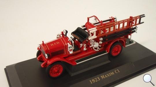 Maxim c1 fire-engine (signature series) Yat Ming 1:43 YatMing-43002