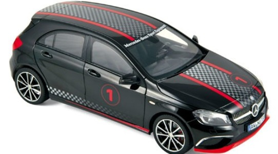 Mercedes-Benz A-Class (W176) Sport Equipment HQ NOREV 1:18 NOREV-183596