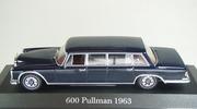 Mercedes-Benz 600 Pullman (W100) Altaya 1:43 Altaya-MERC0001 [Segunda mano, perfecto estado, Caja original de plástico]