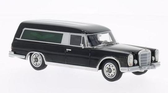 Mercedes-Benz 600 Pullman (W100) Hearse Best of Show 1:43 BOS43505