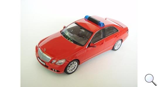 Mercedes-Benz E-Class (W212) Schuco 1:43 450732800