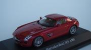 Mercedes-Benz SLS AMG (C197) Schuco 1:43