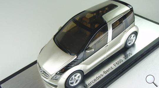 Mercedes-Benz F600 Concept Spark 1:43