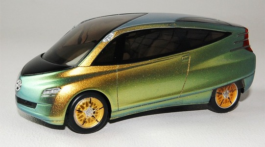 Mercedes-Benz bionic Spark 1:43 Spark-S1019