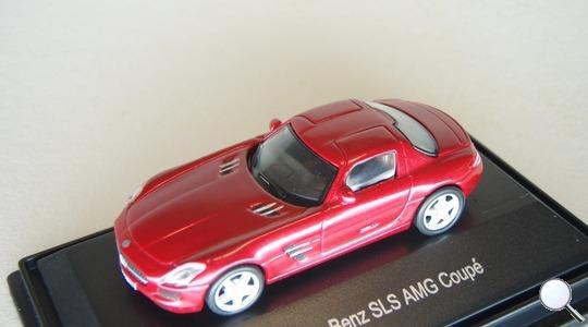Mercedes-Benz SLS AMG (C197) Schuco 1:87 452585500