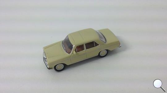 Mercedes-Benz 8 Limousine Schuco 1:87 452600200
