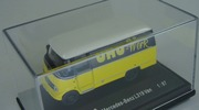 Mercedes-Benz L319 Van Schuco 1:87 [Segunda mano, perfecto estado, Caja original]