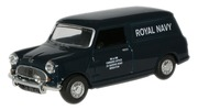 Mini Van Royal Navy Oxford Diecast 1:43 MV032