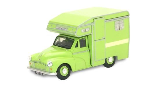 Morris Minor Van Camper camping Oxford Diecast 1:43 MM032