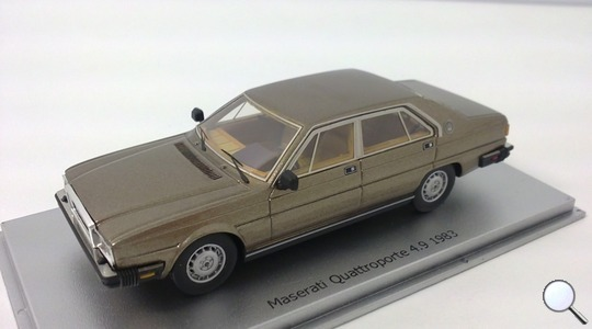 Maserati Quattroporte 4.9 Kess Scale Models 1:43 KE43014012