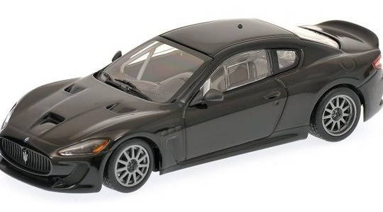 Maserati GranTurismo MC GT4 Test Car Minichamps 1:43 400101202