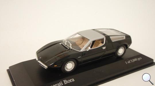 Maserati Bora Minichamps 1:43 400123400