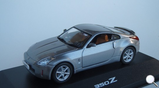 Nissan 350Z (Z33) J-Collection 1:43