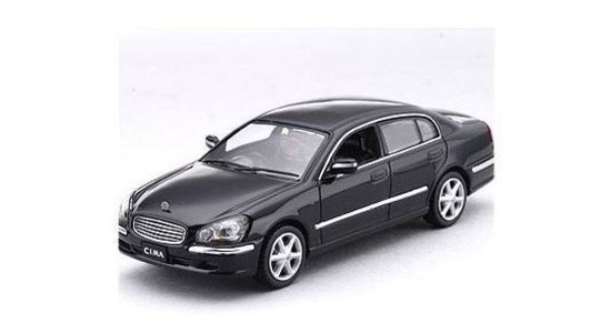 Nissan Cima 450vip J-Collection 1:43 jc08026BK
