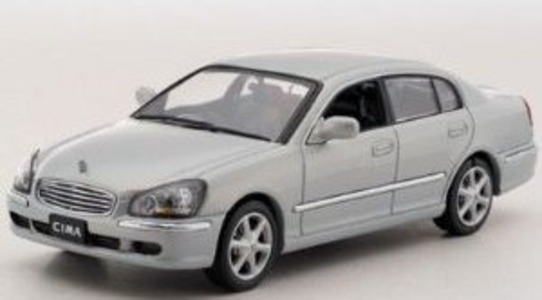 Nissan Cima 450vip J-Collection 1:43 jc08028SC