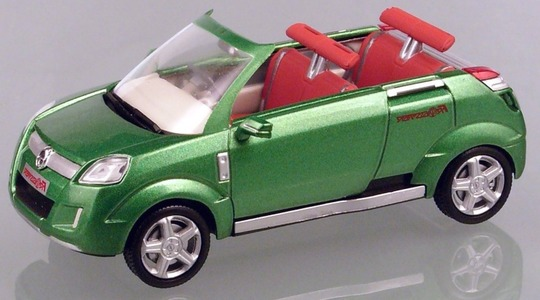 Opel Frogster Concept Car NOREV 1:43 NOREV-360015