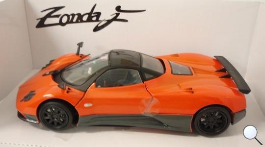 Pagani Zonda F Mondo Motors 1:24 Mondo-51127o