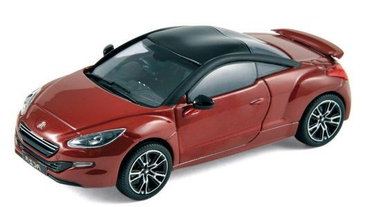 Peugeot RCZ R NOREV 1:43 NOREV-473874
