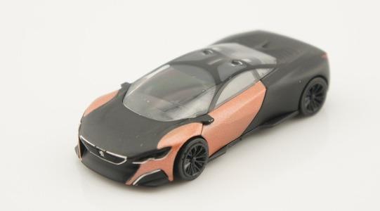 peugeot concept car onyx norev 1 64 norev show002 precio 7. Black Bedroom Furniture Sets. Home Design Ideas