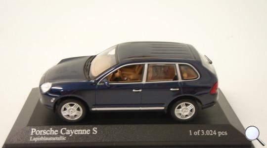 Porsche Cayenne (9PA) S Minichamps 1:43 400061000