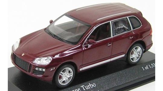 Porsche Cayenne (9PA) turbo Minichamps 1:43 400066270