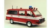 RAF (Riga Autobus Factory) 22034 Fire truck DeAgostini 1:43 DeAgostini22034 [Blister]