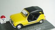 Renault 4 Plen Air Altaya 1:43 [Segunda mano, perfecto estado, Caja original]