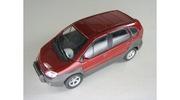 Renault Rx4 Cararama 1:43 [Usado, con defectos, Sin caja]