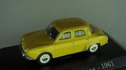 Renault Dauphine IXO MODELS 1:43 [Segunda mano, Caja dañada]