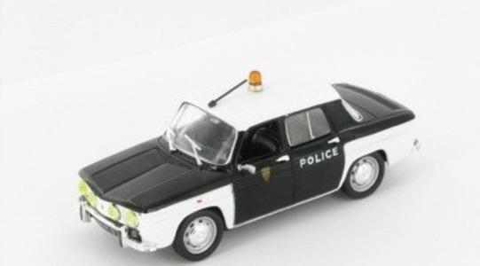 Renault R8 police NOREV 1:43 NOREV-L1298-79