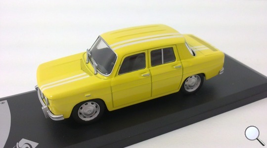Renault 8S Solido 1:43 467451-432120